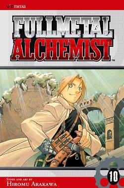 Fullmetal Alchemist Vol 10