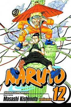 Naruto Vol 12