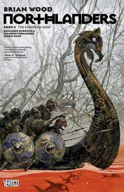 Northlanders Book 3: The European Saga