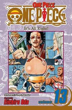 One Piece Vol 13