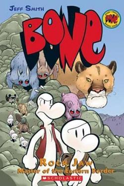 Bone Vol 5: Rock Jaw Master of the Eastern Border