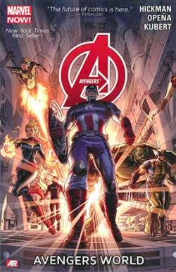 Avengers Vol 1: Avengers World