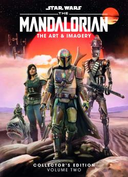 Star Wars The Mandalorian: The Art & Imagery Vol 2