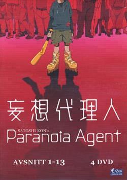 Paranoia Agent Box