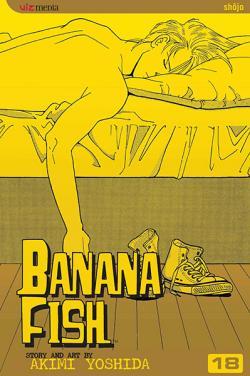Banana Fish Vol 18