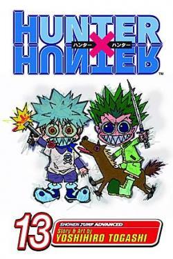 Hunter X Hunter Vol 13