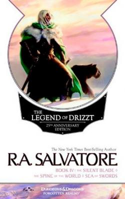 The Legend of Drizzt  Book IV (25th Anniversary Edition)