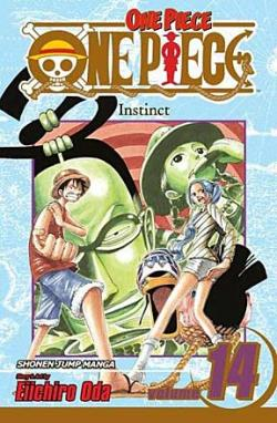 One Piece Vol 14