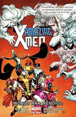 Amazing X-Men Vol 2: World War Wendingo