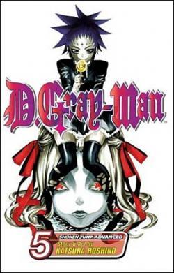 D.Gray-Man Vol 5