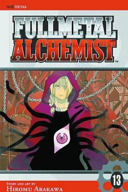 Fullmetal Alchemist Vol 13
