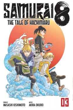 Samurai 8 The Tale of Hachimaru Vol 3
