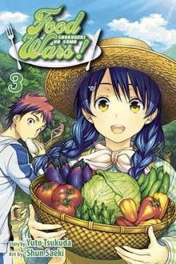 Food Wars Vol 3