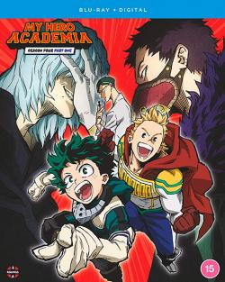 My Hero Academia, Season 4, Part 1