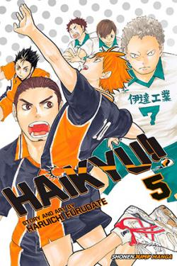 Haikyu Vol 5