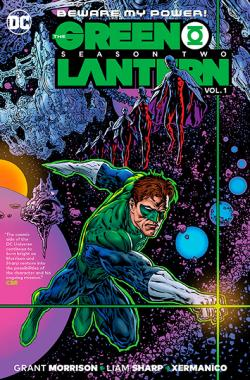 Green Lantern Season 2 Vol 1