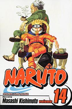 Naruto Vol 14