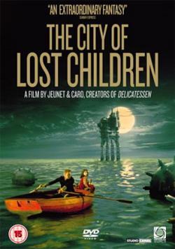 De förlorade barnens stad