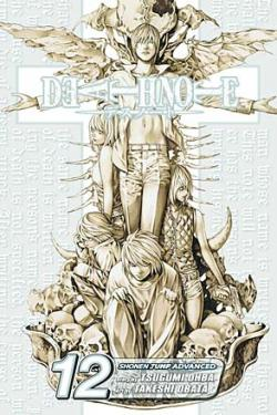 Death Note Vol 12