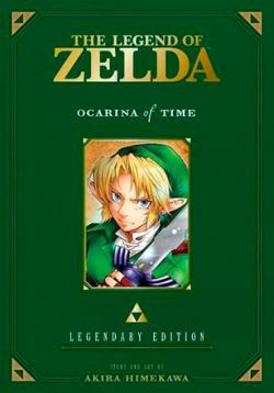 The Legend of Zelda Legendary Edition Vol 1: Ocarina of Time