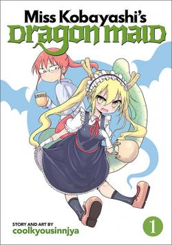 Miss Kobayashi's Dragon Maid Vol 1