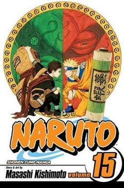 Naruto Vol 15