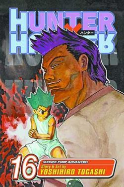 Hunter X Hunter Vol 16
