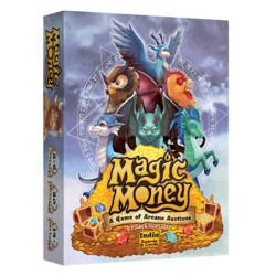 Magic Money Card Game