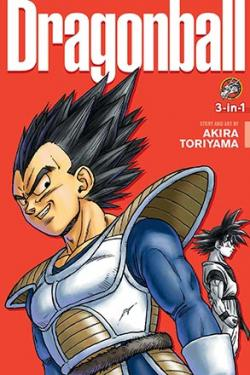 Dragon Ball 3-in-1 Vol 7