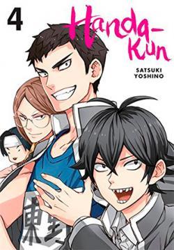 Handa-kun Vol 4
