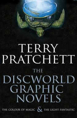 The Discworld Graphic Novels: Colour of Magic & The Light Fantastic