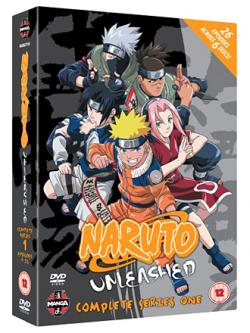 Naruto Unleashed Complete Series 1