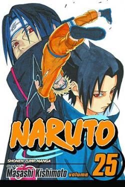 Naruto Vol 25