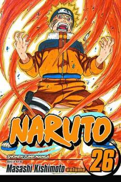 Naruto Vol 26