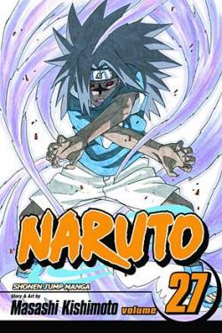 Naruto Vol 27