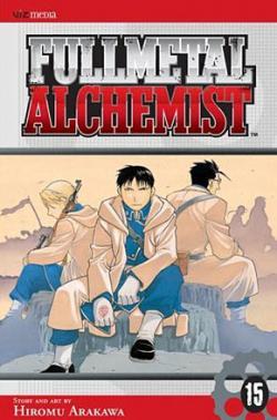 Fullmetal Alchemist Vol 15