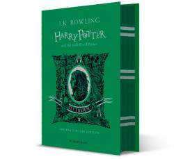 Harry Potter and the Half-Blood Prince Slytherin Edition