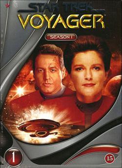 Star Trek Voyager Season One