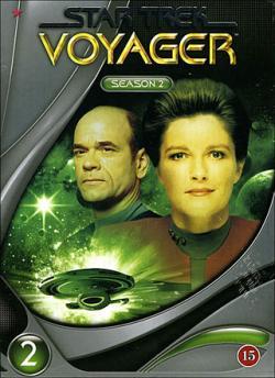 Star Trek Voyager Season Two