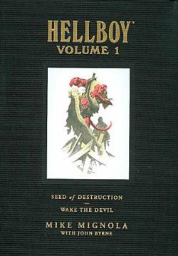 Hellboy Library Edition Vol 1