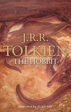 The Hobbit, illustrated by Alan Lee
