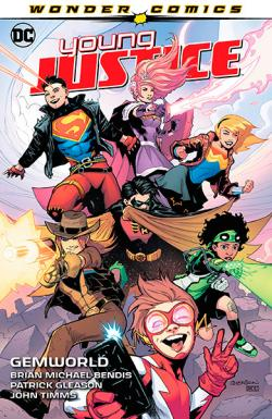 Young Justice Vol 1: Gemworld