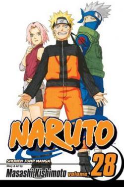 Naruto Vol 28