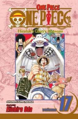 One Piece Vol 17