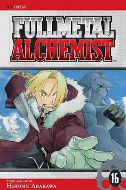 Fullmetal Alchemist Vol 16