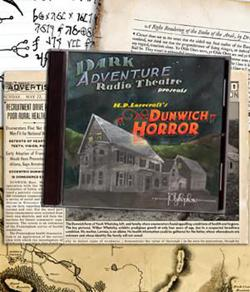 The Dunwich Horror - audio drama CD