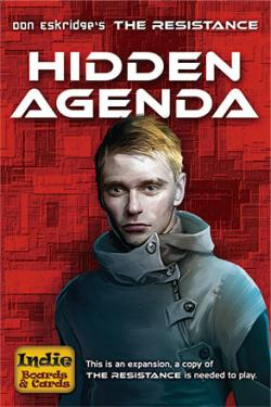 Hidden Agenda Expansion