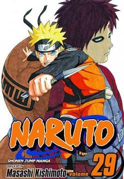 Naruto Vol 29