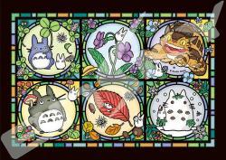 My Neighbor Totoro Artcrystal Puzzle Seasonal News 208pc