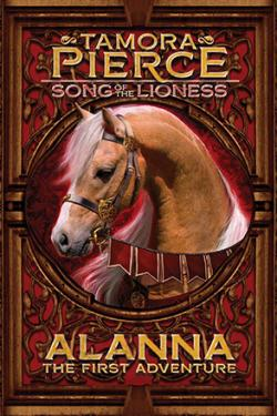 Alanna, The First Adventure